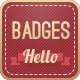FB Cover - Badges - GraphicRiver Item for Sale