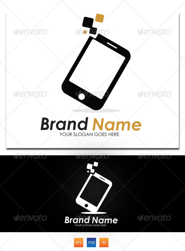 GraphicRiver Mobile Advertising Logo 3394324