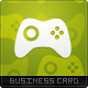 Gaming Business Card - GraphicRiver Item for Sale