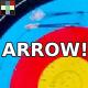 Realistic Arrow Hit Twang