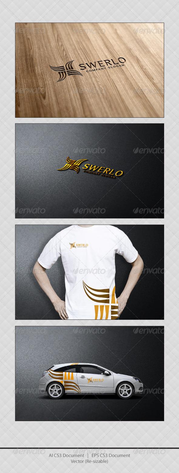 GraphicRiver Swerlo Logo Templates 3364323