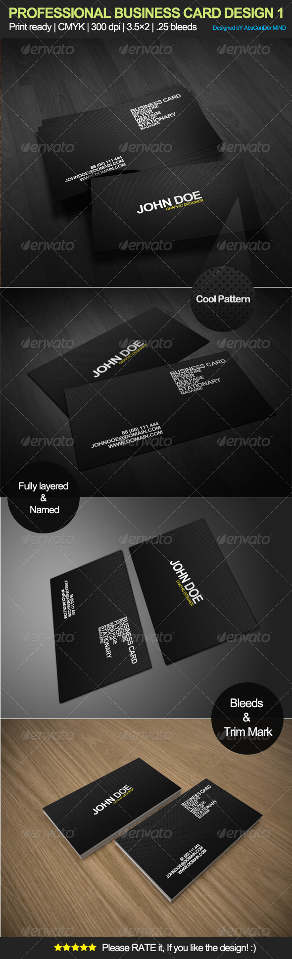 GraphicRiver Smart Business Card 2 3400939