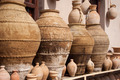 Pottery and Handicrafts on sale at a shop in Nizwa Market - PhotoDune Item for Sale