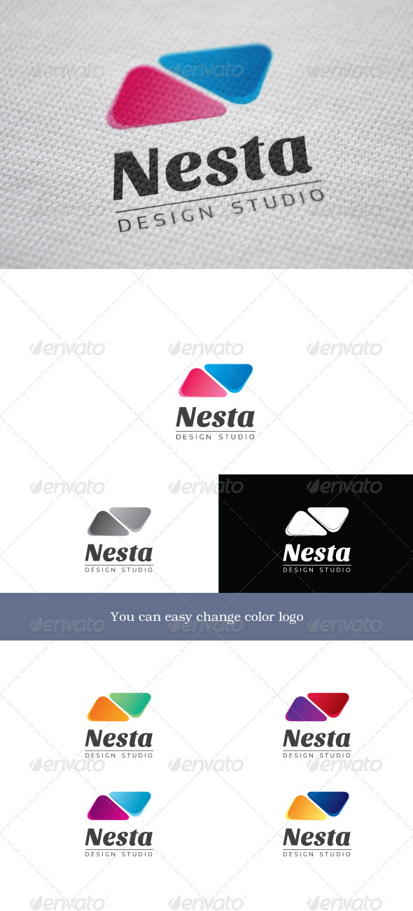 GraphicRiver Nesta 3405360
