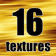 16 Textures of Metallic Hues - GraphicRiver Item for Sale