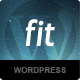 FIT - Fitness/Gym Responsive WordPress Theme - ThemeForest Item for Sale