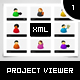 XML Project Viewer v1 - ActiveDen Item for Sale