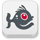 MonsterFish Logo Template - GraphicRiver Item for Sale