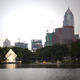 Lake In Bangkok Timelapse - VideoHive Item for Sale