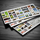 Mosaic Portfolio Business Card - GraphicRiver Item for Sale