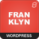 Franklyn - Portfolio &amp;amp; Blog WordPress Theme - ThemeForest Item for Sale