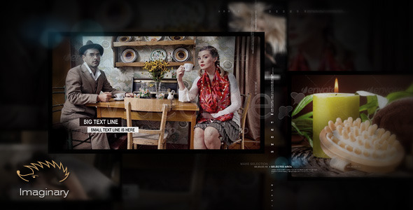 VideoHive Imaginary 3418205
