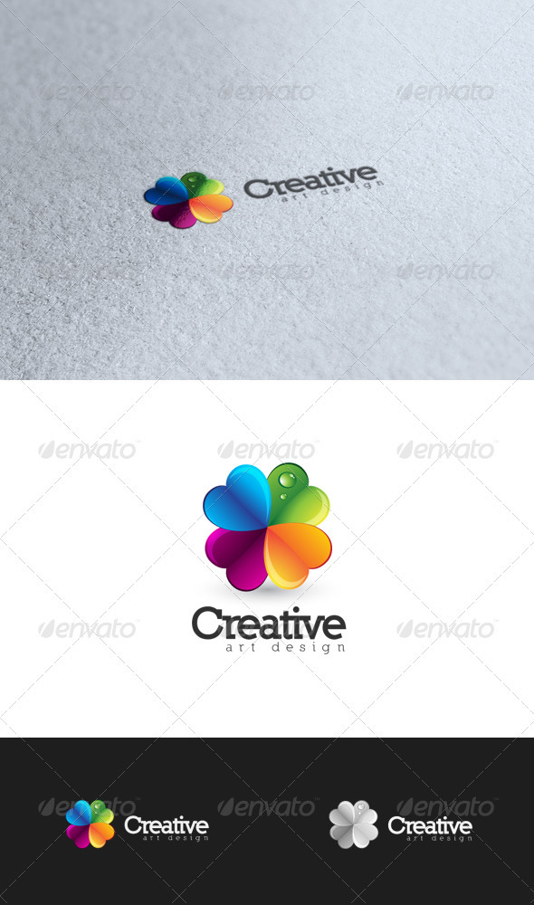 GraphicRiver Creative Art Design 3419904