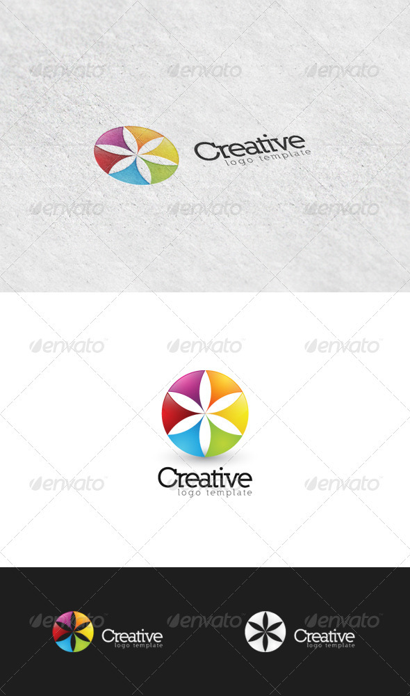 GraphicRiver Creative Logo Template 1 3421122