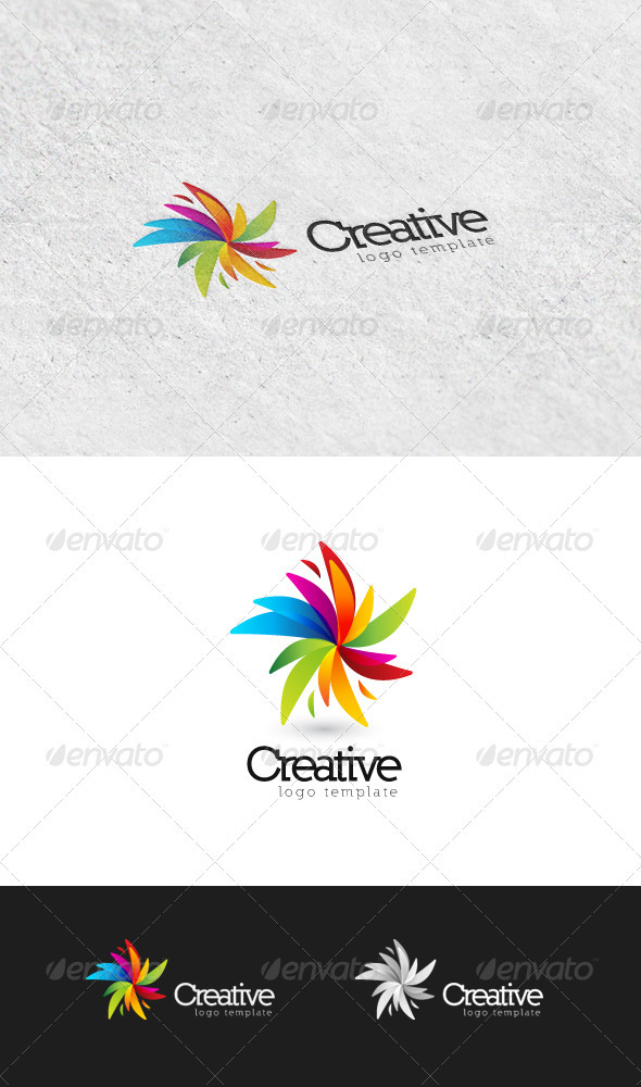 GraphicRiver Creative Logo Template 3 3421126