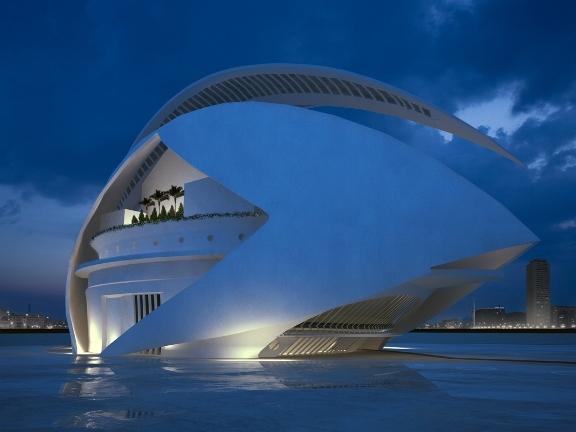 3DOcean Valencia Opera House 340638