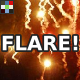 Flare Fire Ignition