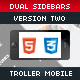 TrollerV2 Mobile Retina | HTML5 &amp;amp; CSS3 And iWebApp - ThemeForest Item for Sale