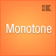 Mono-tone - ThemeForest Item for Sale