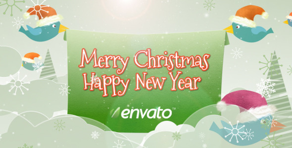 VideoHive Merry Christmas & Happy New Year 3423278
