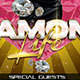 Diamond Life Party Flyer - GraphicRiver Item for Sale