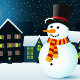 Winter Town - GraphicRiver Item for Sale