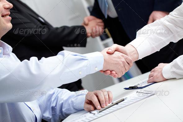 PhotoDune Handshake 369358