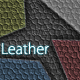 Leather Texture Backgrounds - GraphicRiver Item for Sale