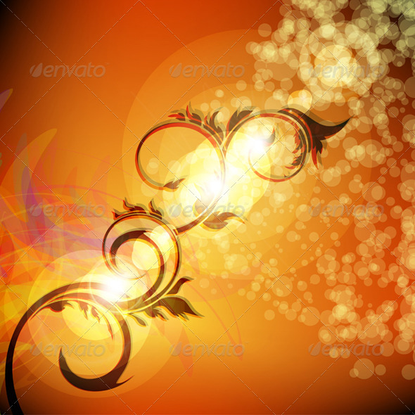 GraphicRiver Abstract Background Vector 3426928