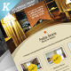 Hotel Promotion Flyer Vol.01 - GraphicRiver Item for Sale
