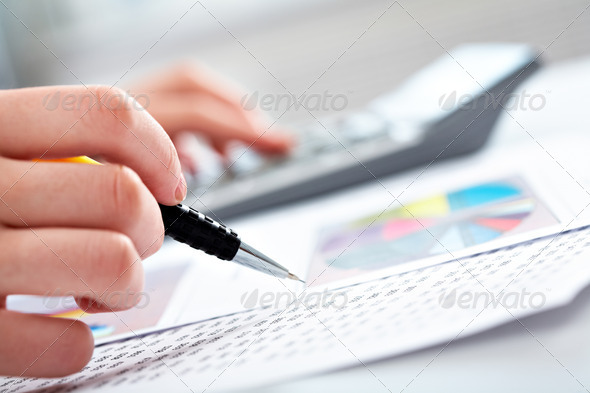 Checking - Stock Photo - Images