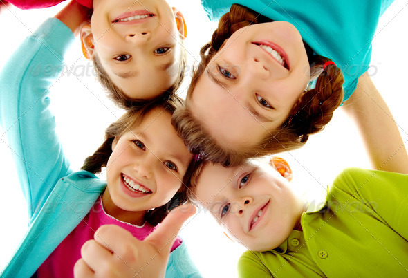 Kids - Stock Photo - Images