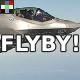 F-35 Jet Plane Flyby