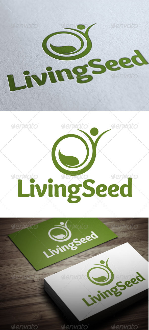 GraphicRiver Living Seed 3433896