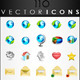 110 Vectorial Icons - GraphicRiver Item for Sale