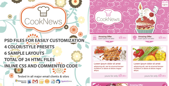 Newsletter Cook News