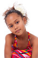 Cute young African Asian girl - PhotoDune Item for Sale
