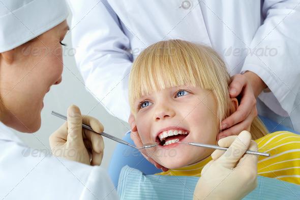 PhotoDune Dental checkup 370950
