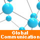 Global Communication Concept - GraphicRiver Item for Sale