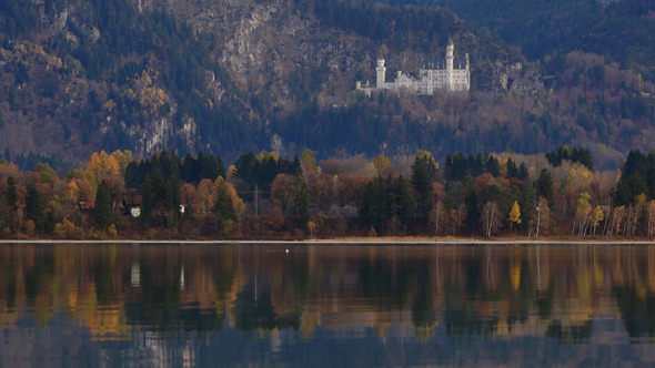 VideoHive Forggensee Lake #1 Germany 3442090