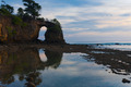 Large Natural Bridge Reflected Low Tide Neil - PhotoDune Item for Sale