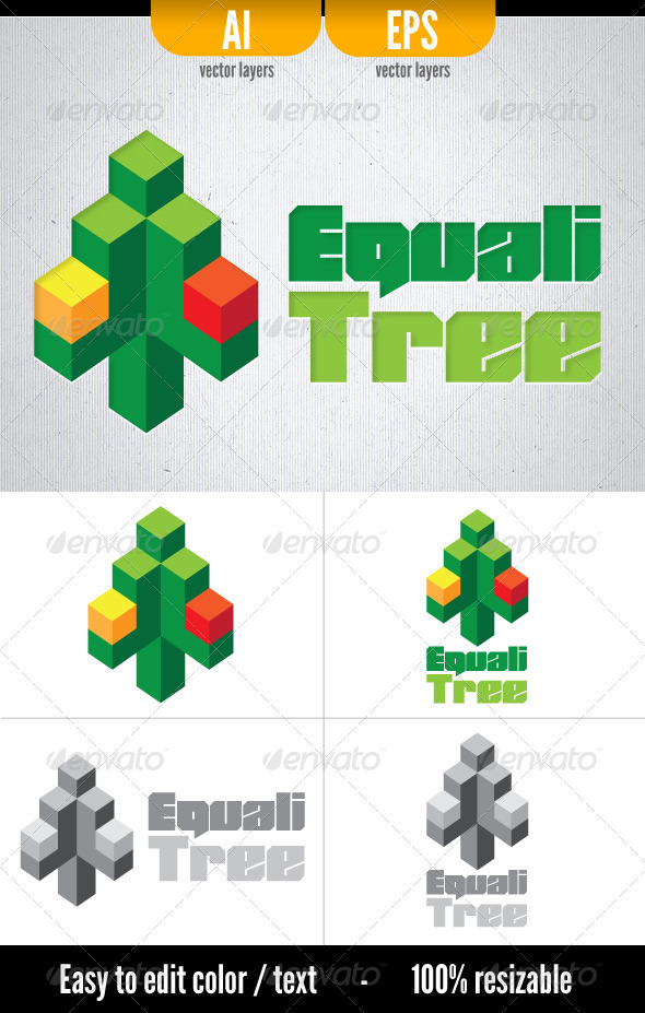 GraphicRiver EqualiTree 3443088