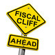 Fiscal Cliff Ahead - PhotoDune Item for Sale
