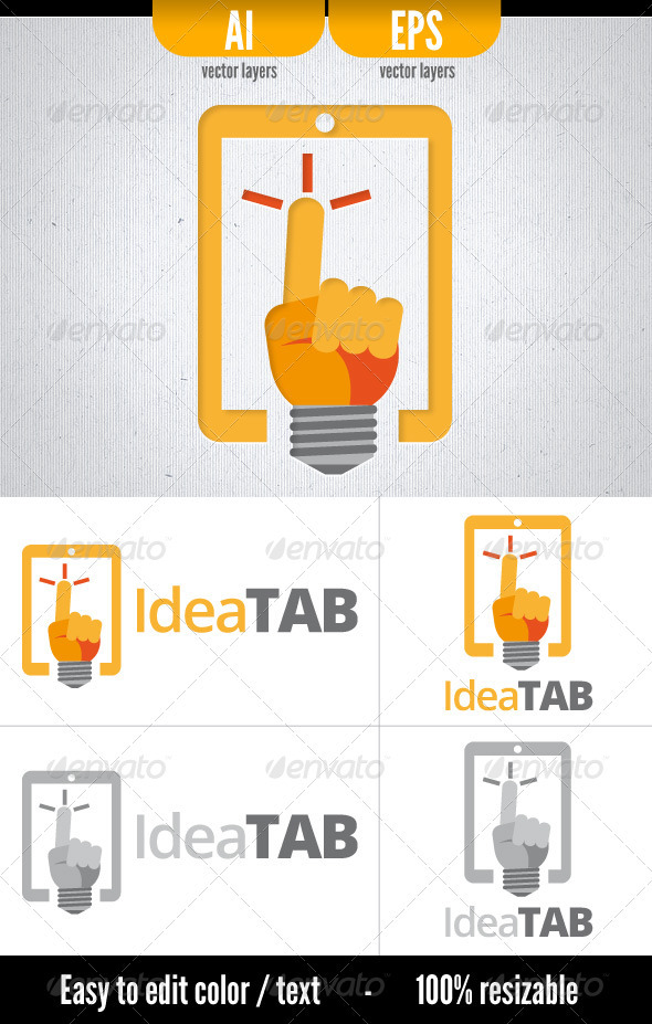 GraphicRiver Idea Tab 3447239