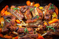 Roasted pork belly with vegetables - PhotoDune Item for Sale