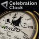 Celebration Clock - VideoHive Item for Sale