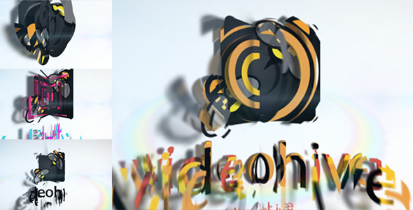 VideoHive Simple and Clean Logo Reveal 3453948