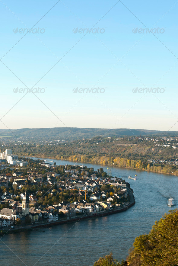 Koblenz - Stock Photo - Images