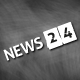 News 24 Logo - GraphicRiver Item for Sale