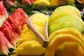 Freshly Sliced Assorted Fruits - PhotoDune Item for Sale